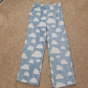 Other - EUC-Girls clouds pj pants